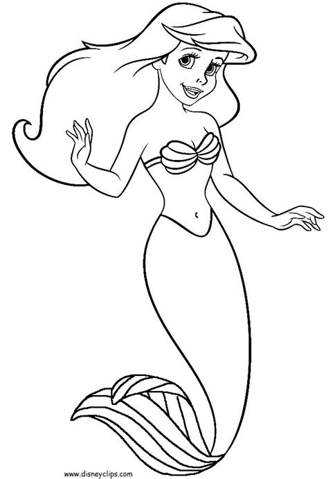 little mermaid coloring page printable online the little mermaid coloring pages enjoy coloring