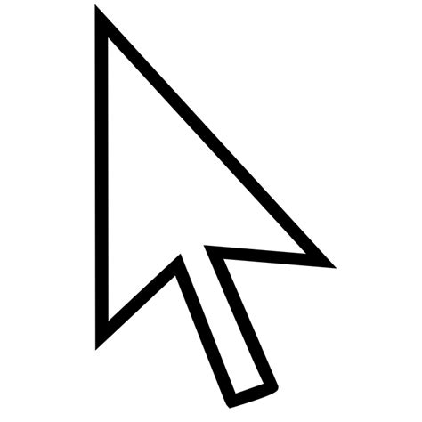 illustration mouse pointer arrow ps computer  image  pixabay