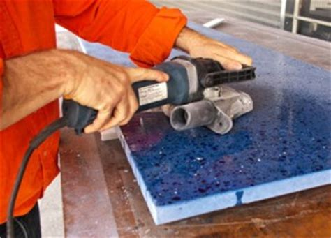 Concrete Countertop Polishing Kit by How To Concrete Countertop 485x350 Cheng Concrete