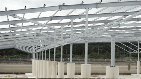 Industrial Steel Sheds by Industrial Steel And Agricultural Building Construction