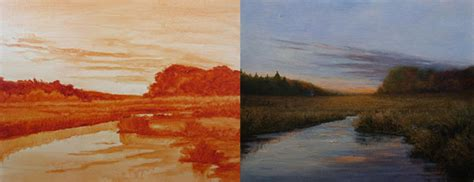 watercolor underpainting tutorial underpainting why you need to do it jerrysartarama com