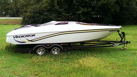 vip vindicator 2400 1996 for sale for 8 500 boats from - Used Vip Boats For Sale In Texas