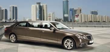 2010 mercedes e class limousine by binz