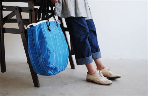 Sailcloth Totes From Flag Design by Eco Find Of The Day Sailcloth Tote Bags And Duffles By
