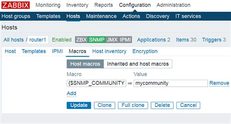 tutorial zabbix snmp how to configure snmp in zabbix server debian to monitor
