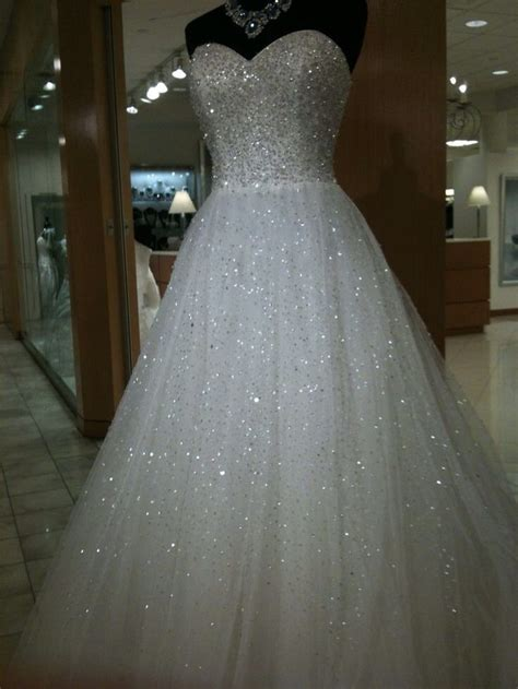 1000 ideas about glitter wedding dresses on pinterest