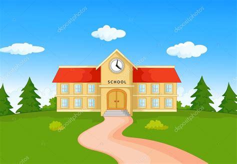 학교 건물 스톡 벡터 169 tigatelu 53338483