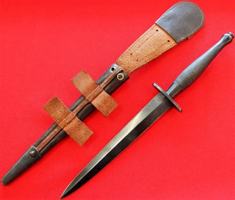 knife scabbard pattern ww2 british australian army fairbairn sykes commando knife