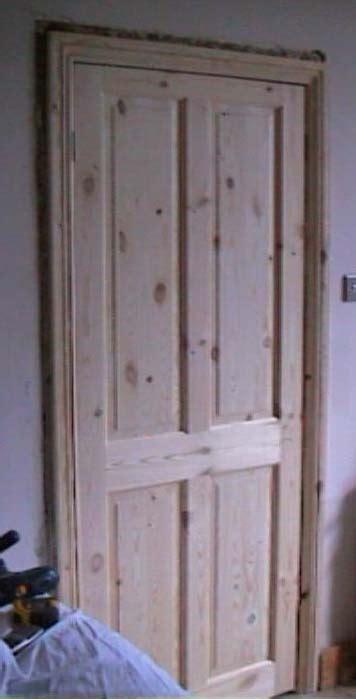 door frame hanging hanging a door fitting a door into a door frame