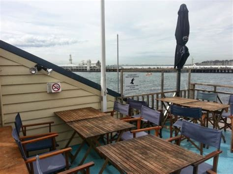 the geelong boat house seafood salad picture of geelong boat house fish and chips geelong tripadvisor