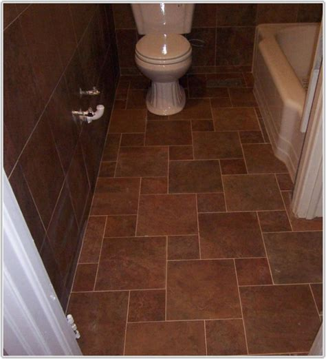 Small Bathroom Floor Tile Design Ideas by Small Bathroom Floor Tile Patterns Ideas Tiles Home