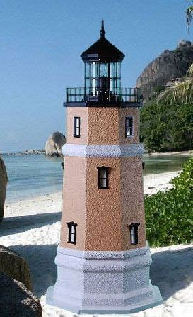 backyard lighthouse a lighthouse for the yard outside projects pinterest