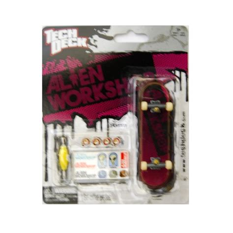 Alien Workshop Tech Deck by Pin By Howleys Toys On Fingerboards Amp Stunt Toys Pinterest