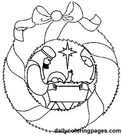 daily coloring pages nativity nativity nativity ornaments and coloring sheets on pinterest