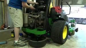 jd mower maintenance youtube