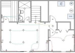 basement electrical wiring diagram circuit diagram