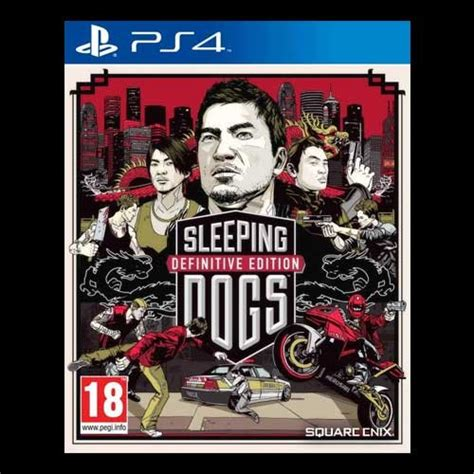 sleeping dogs ps4 sleeping dogs definitive edition ps4