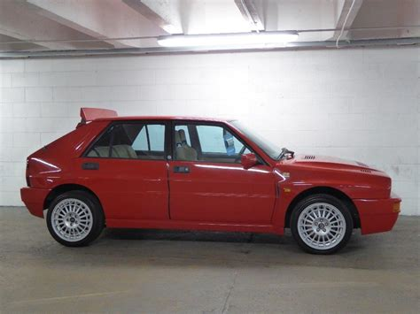 Used Lancia Used Lancia Delta Integrale Evo 2 Lhd For Sale In West