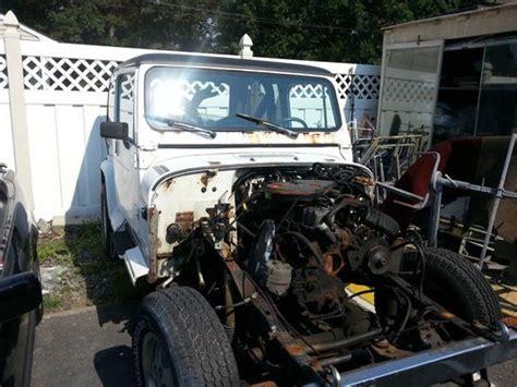 1990 Jeep Laredo Parts Purchase Used 1990 Jeep Wrangler Laredo Sport Utility 2