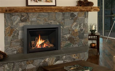 Gas Log Insert For Existing Fireplace by Valor Gas Inserts Fireplace By Maxwell