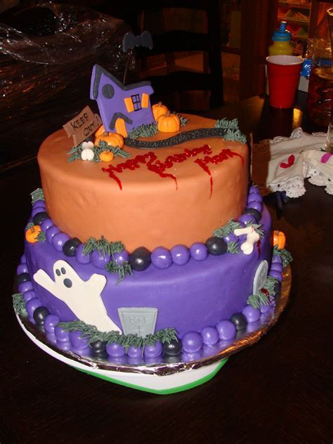 Halloween Cakes ? Decoration Ideas   Little Birthday Cakes