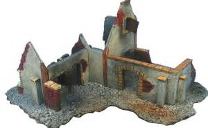 Single Story Farmhouse Timeless Models Collection Wwii