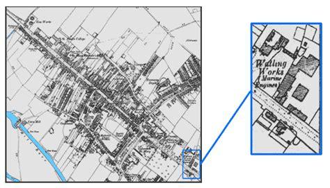 map uk wolverhton stony stratford boatyard