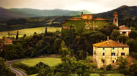 Landscape Photography Italy Italian Landscape Photograph By Marilyn Hunt