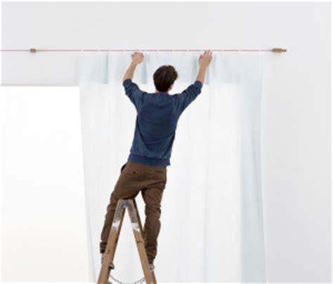 come fare una tenda da interno come montare una tenda da interno