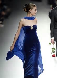 elegant amp feminine velvet amp chiffon evening dress mother