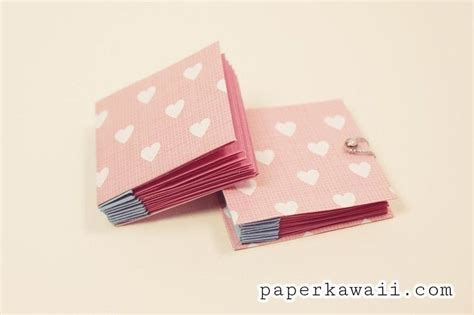 How To Make A Booklet Out Of Paper - origami book blizzard style tutorial 183 how to make a bound