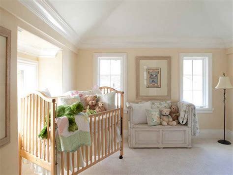 the best benjamin antique white for baby nursery