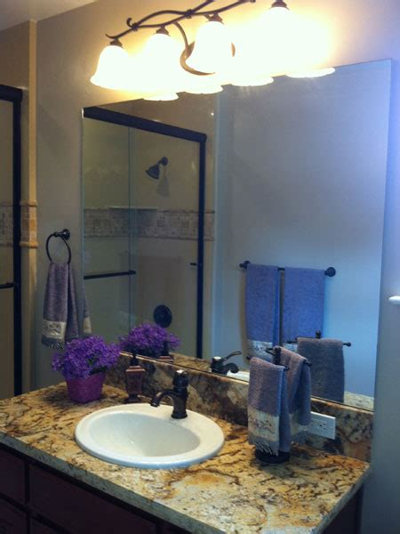 Mirror Vanity Watsonville by Large Bathroom Mirrors Custom Wall Mirrors Frameless