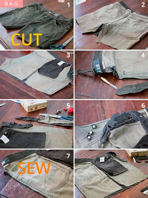 How To Make Handmade Bags Step By Step - how to sew a diy bike pannier backpack handmade