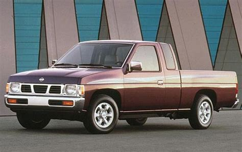 nissan truck 90s nissan pickup frontier cars of the 90s wiki fandom