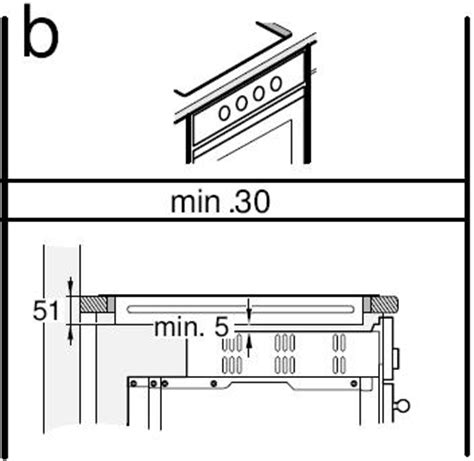 montaggio piano cottura installazione piano cottura induzione si5322b smeg piano