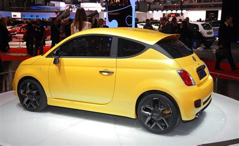 Fiat 500 Coupe by News Cars New Fiat 500 Coupe Zagato Concept Model Year 2011