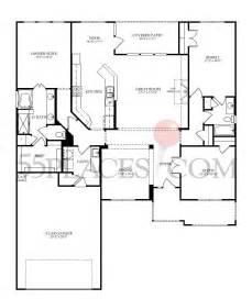 Del Webb Floor Plans Bluffton Cottage Floorplan 2184 Sq Ft Del Webb