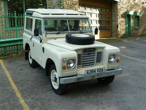 land rover minichs left drive series 3 heading to in munich