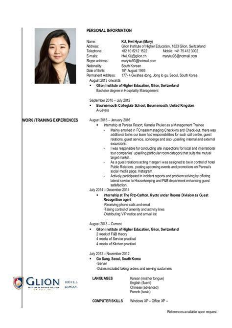 Community Service Officer Cover Letter by Volunteer In Resume Community Service Officer Cover Letter Sle Livecareer An Sle Of A