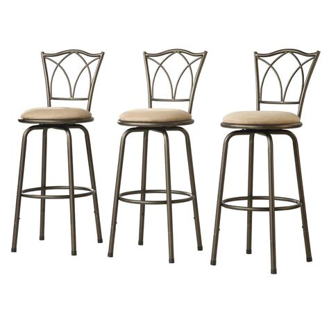 Home Decorators Bar Stools | home decorators collection 24 in adjustable bar stool