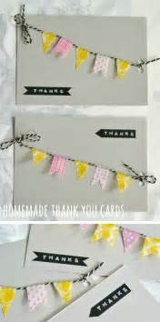 exclusive handmade thank you card ideas trendy mods