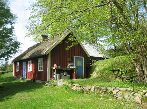 Cottages In Sweden by A Typical Swedish Torp Cottage Sweden