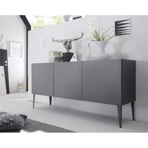 sideboard 1m livia grey or white matt lacquered sideboard sideboards