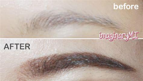 Silkygirl Eyebrow Pencil imaginary friend review silkygirl brow pencil