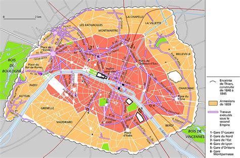 Second Empire Floor Plans haussmann and the buildings of paris urbanplanet info
