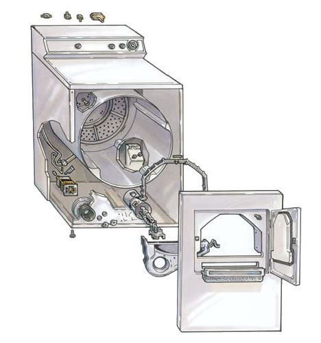 ge dryer parts diagram kenmore dryer thermal fuse location get free image about