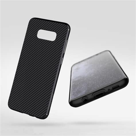 Nillkin Synthetic Fiber Carbon S8 Hardcase Backcase Cover Ori nillkin carbon fibre samsung galaxy s8 black