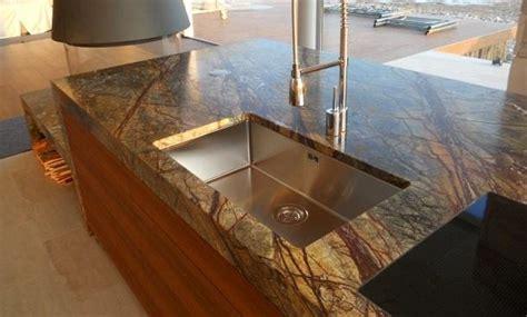 lavandino cucina marmo alternativa al marmo in cucina