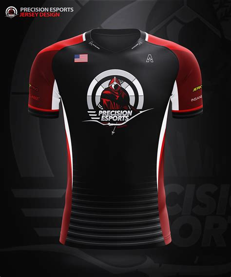 akquire clothing  esports team jersey designs  behance